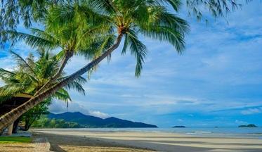 จุดชมวิวหาดทรายขาว-เกาะช้าง